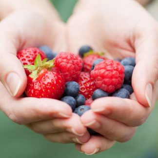 Fruits frais de saison
